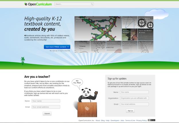 OC Homepage